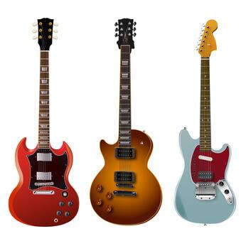 Guitares Electriques Intermediaires