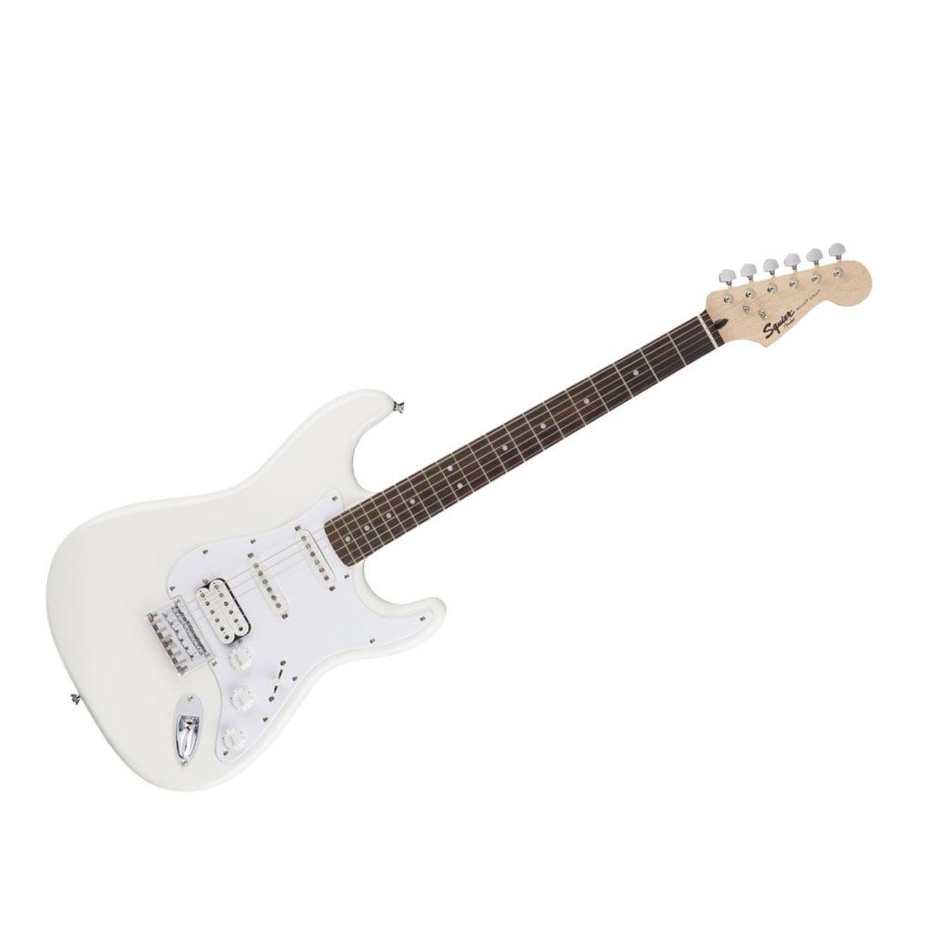 Fender Squier Bullet Strat White