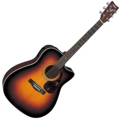 Yamaha FX370CTBS Tobacco Sunburst Guitare Acousitque