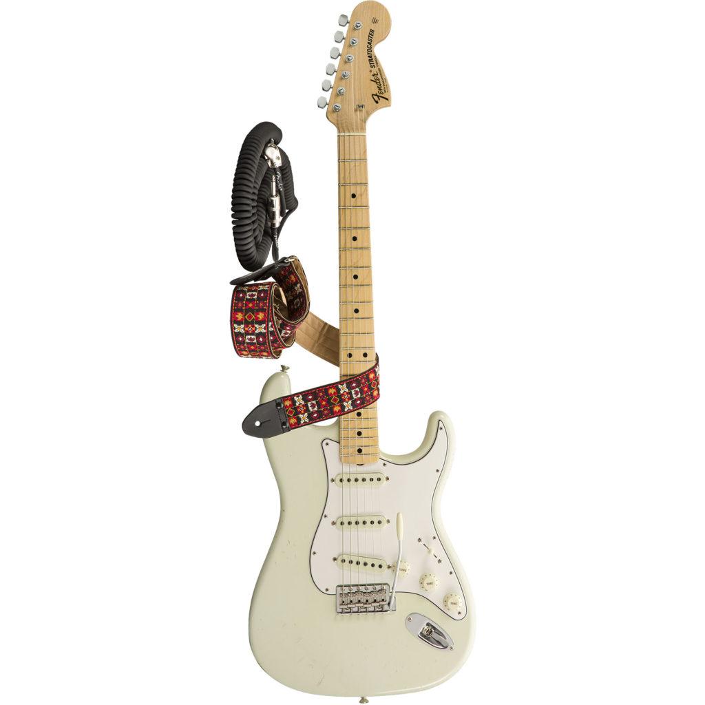 Guitare Jimi Hendix Relique