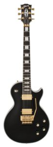 Guitare Gibson Custom Ebony