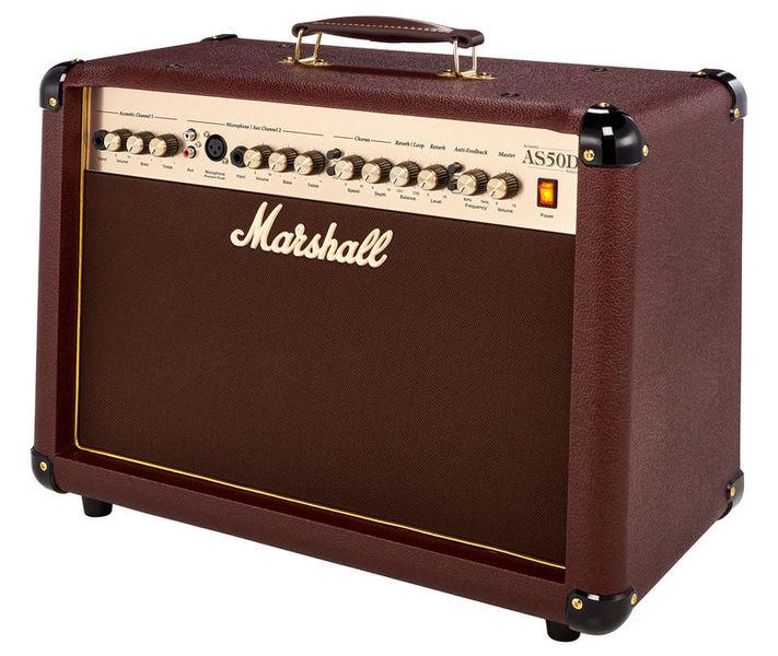 Ampli Guitare Marshall AS50D