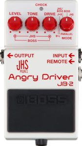 Boss Angry Driver