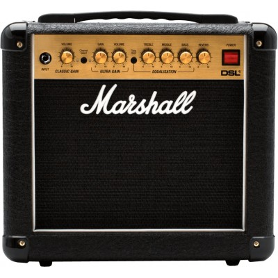 Marshall DSL1C ampli lampes