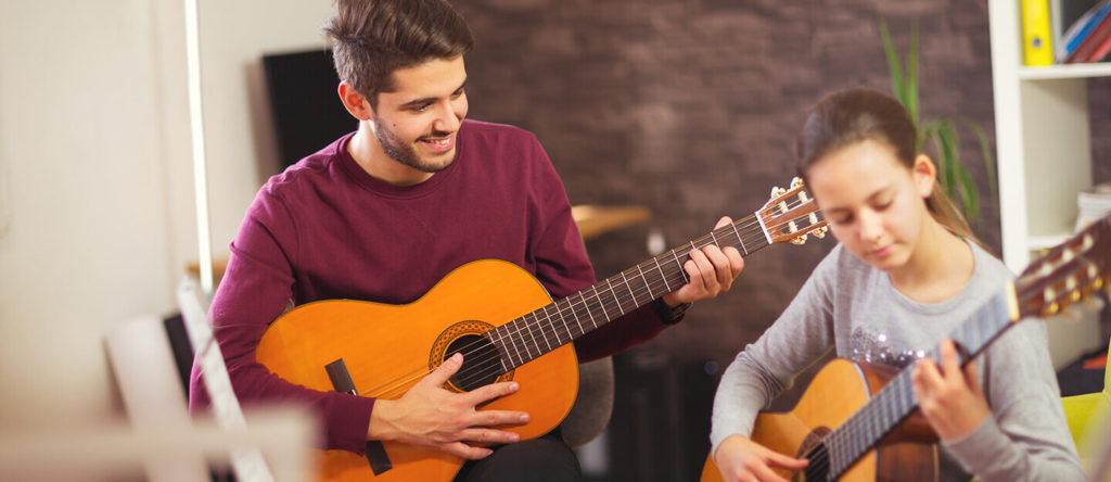 Cours de guitare Paris