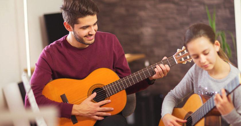 Comment Choisir un Bon Professeur de Guitare ?