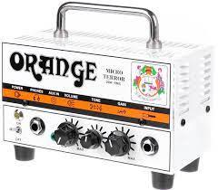 Orange Microterror Preampli Guitare