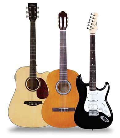 Quelle guitare pour enfant